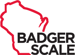 Badger Scale carries balances, bench scales, lifting scales for industry
